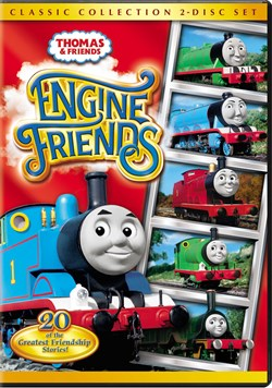 Thomas & Friends: Engine Friends [DVD]