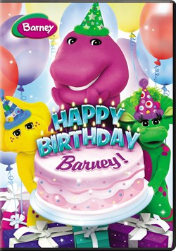 Barney: Happy Birthday Barney! [DVD]