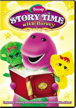 Barney: Story Time With Barney [DVD]