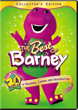 Barney: The Best of Barney [DVD]