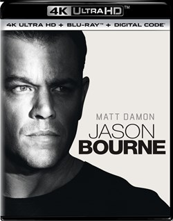 Jason Bourne (4K Ultra HD) [UHD]