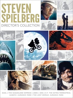 Steven Spielberg Director's Collection (Box Set) [DVD]