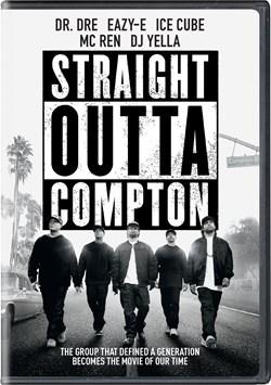 Straight Outta Compton [DVD]