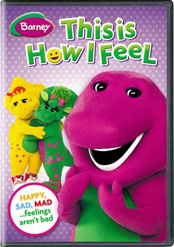 Barney: This Is How I Feel [DVD]