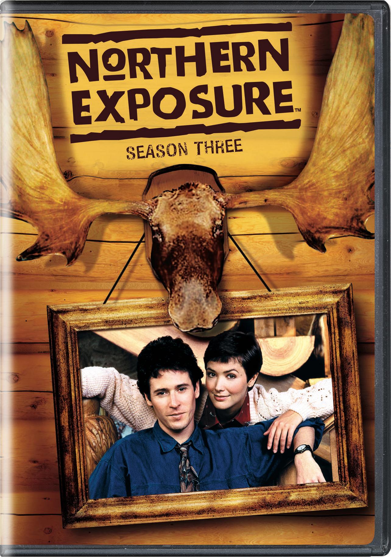 Northern Exposure: Series 3 [DVD]