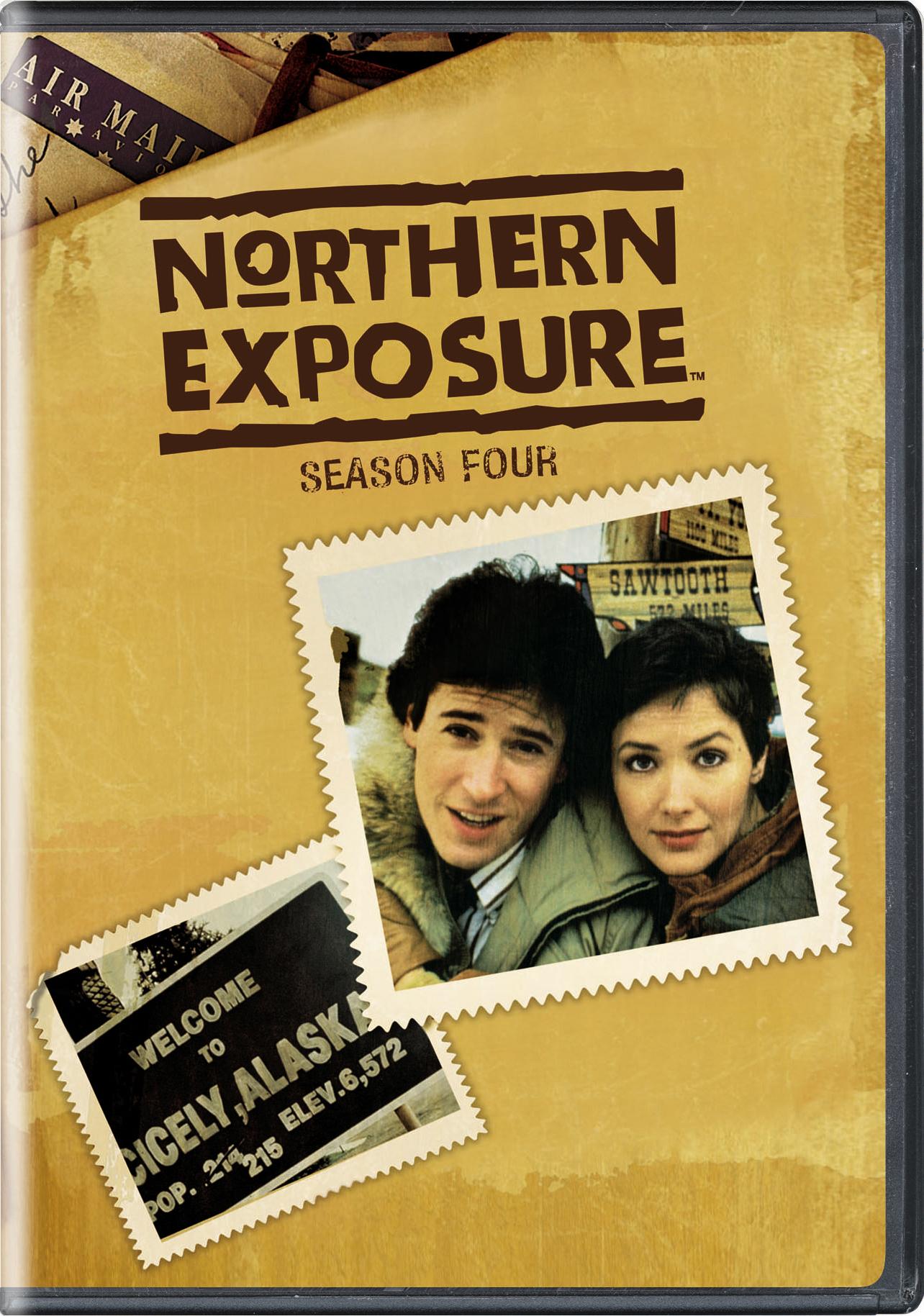 Northern Exposure: Series 4 [DVD]