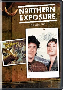 Northern Exposure: Series 5 [DVD]