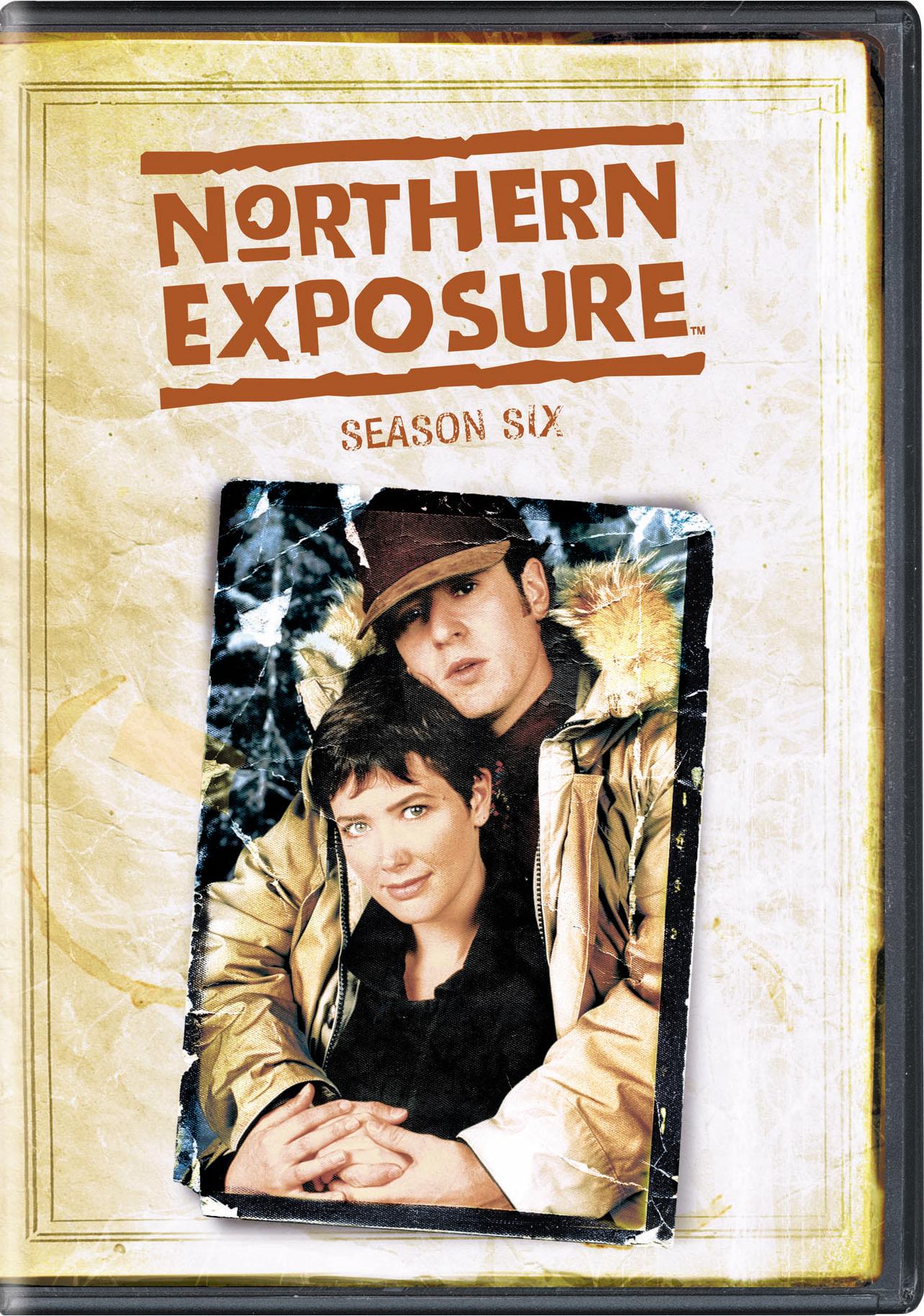 Northern Exposure: Series 6 [DVD]