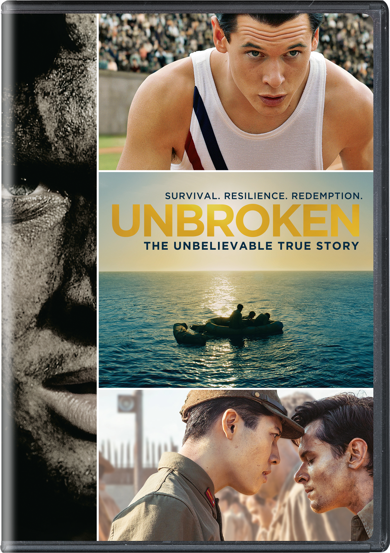 Unbroken [DVD]
