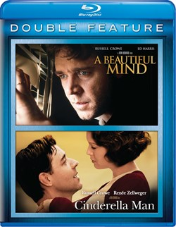 A Beautiful Mind/Cinderella Man [Blu-ray]
