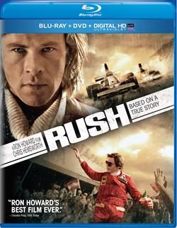 Rush (with DVD) [Blu-ray]