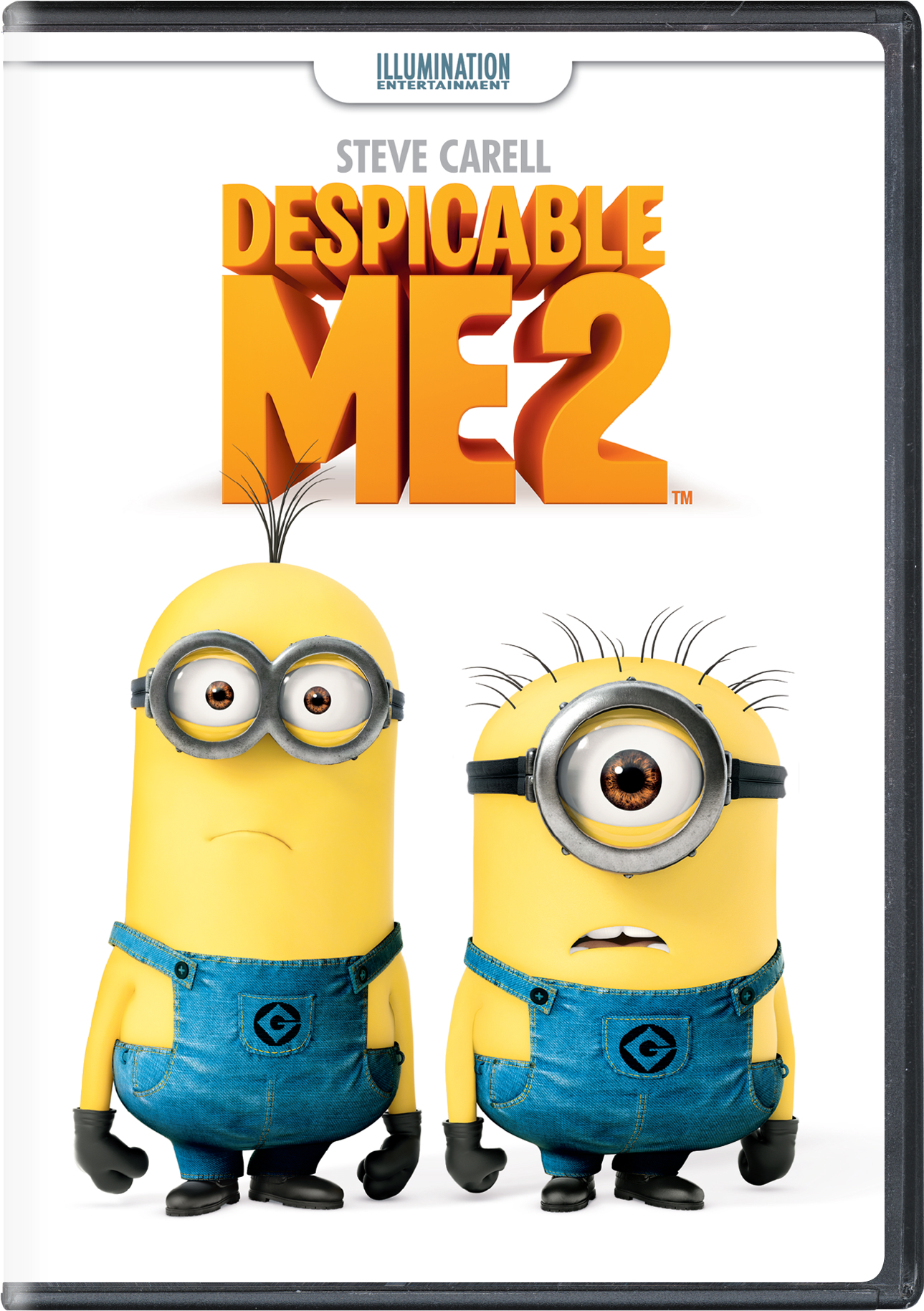 Despicable Me 2 [DVD]
