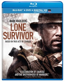 Lone Survivor (with DVD) [Blu-ray]