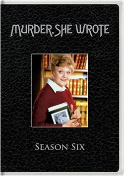 Murder She Wrote: Season 6 [DVD]