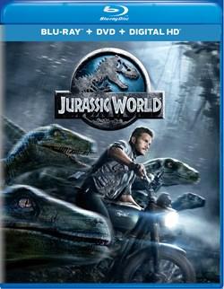 Jurassic World (with DVD) [Blu-ray]