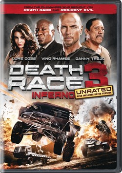Death Race: Inferno [DVD]