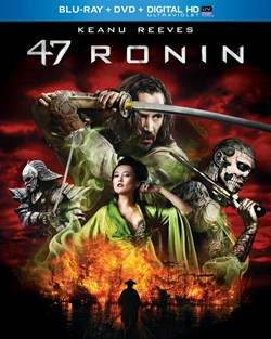 47 Ronin (with DVD) [Blu-ray]