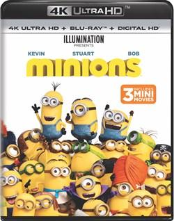 Minions (4K Ultra HD) [UHD]