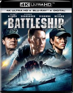 Battleship (4K Ultra HD) [UHD]