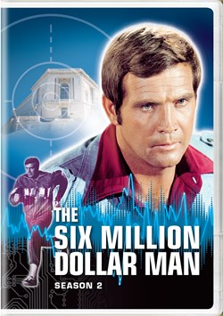 The Six Million Dollar Man: Season 2 [DVD]