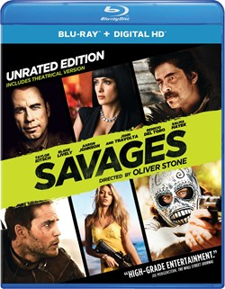 Savages [Blu-ray]