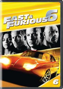 Fast & Furious 6 [DVD]