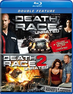 Death Race/Death Race 2 [Blu-ray]