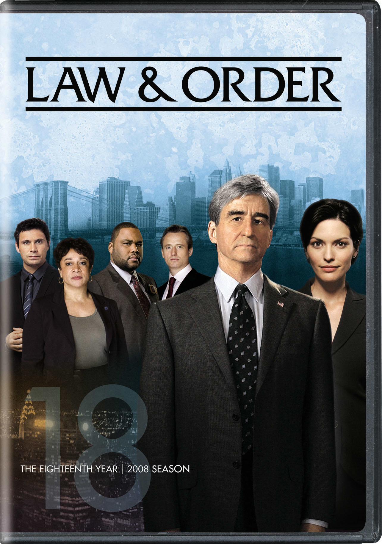 Law & Order: The Eighteenth Year [DVD]