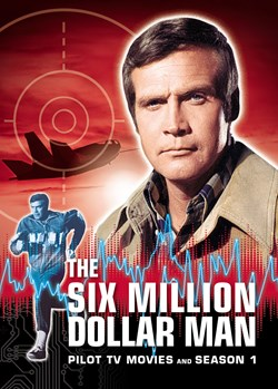 The Six Million Dollar Man: Season 1 [DVD]