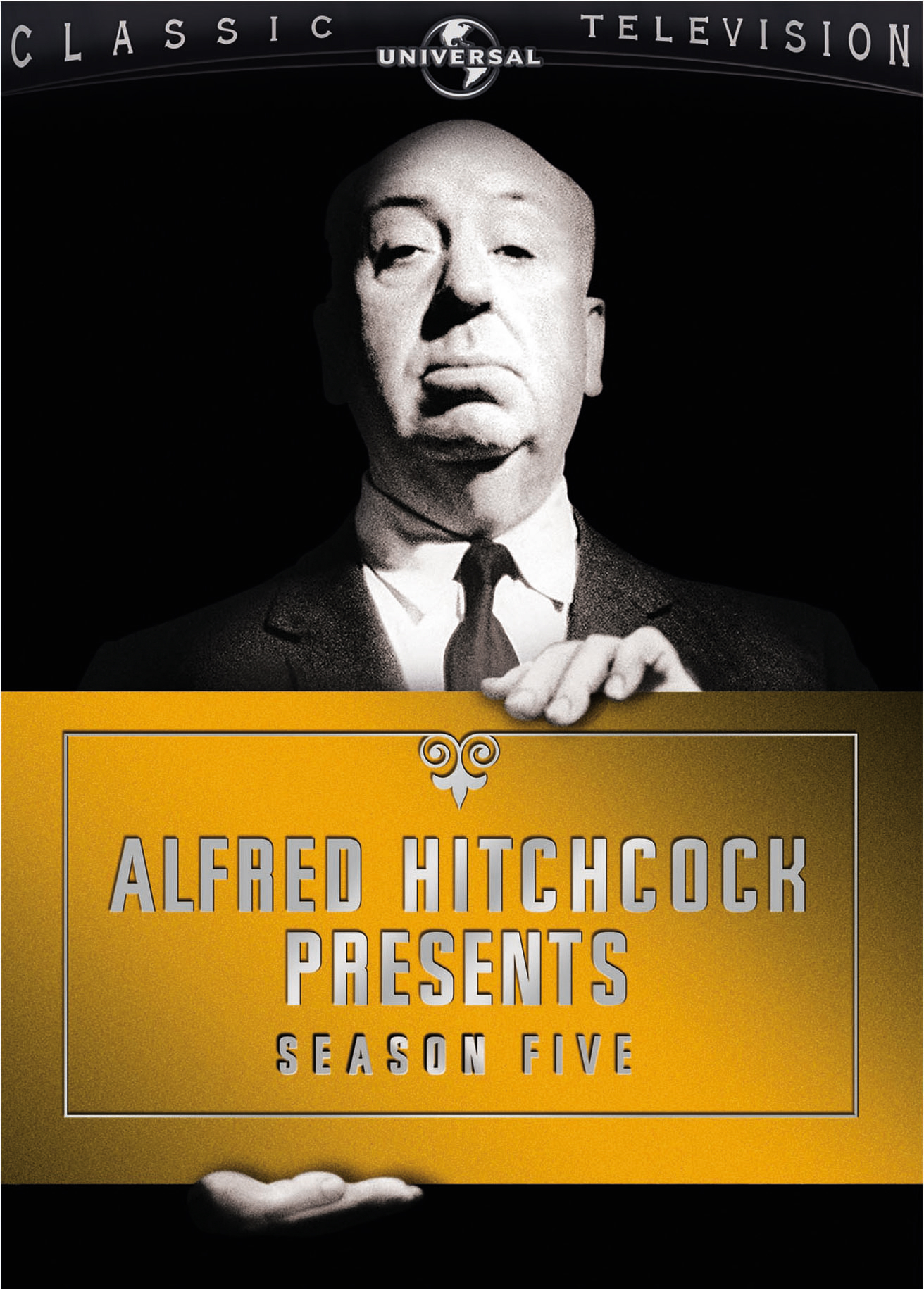 Alfred Hitchcock Presents: Season 5 [DVD]