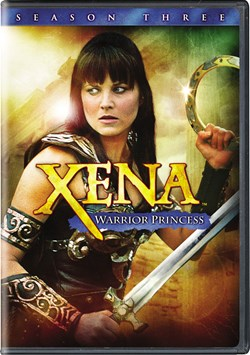 Xena - Warrior Princess: Complete Series 3 [DVD]