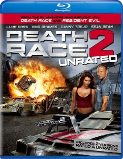 Death Race 2 (with DVD) [Blu-ray]