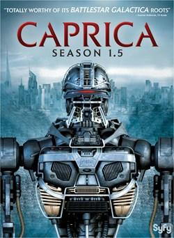 Caprica: Part 2 [DVD]