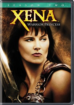 Xena - Warrior Princess: Complete Series 2 [DVD]