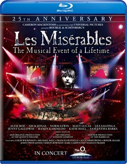 Les Misérables: In Concert - 25th Anniversary Show (25th Anniversary Edition) [Blu-ray]