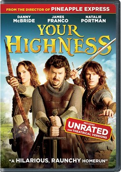 Your Highness [DVD]
