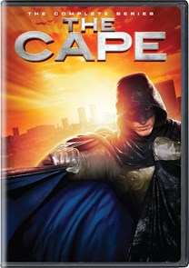 The Cape: Series 1 [DVD]