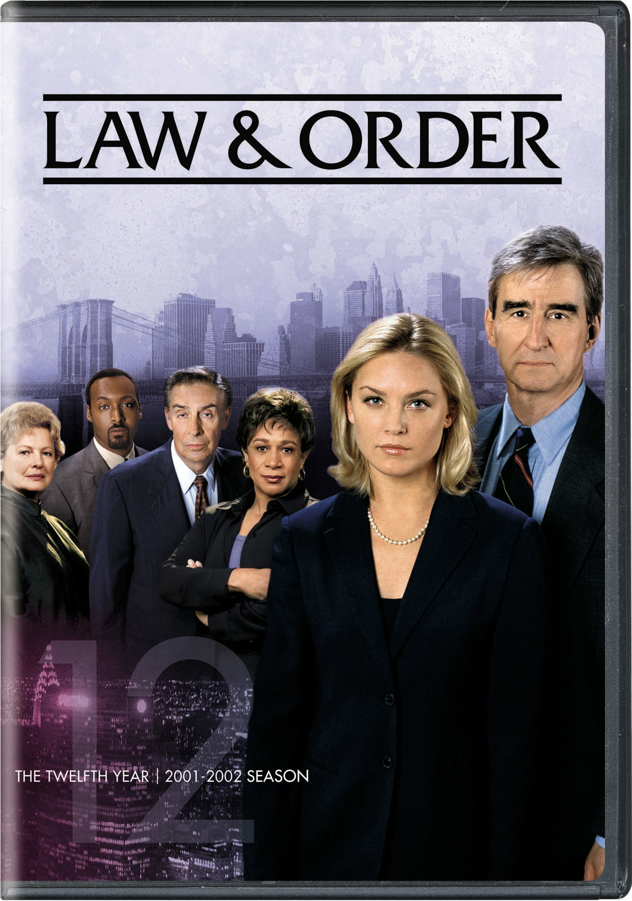Law & Order: The Twelfth Year [DVD]