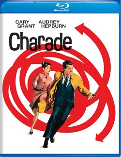 Charade (50th Anniversary Edition) [Blu-ray]