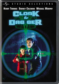 Cloak and Dagger [DVD]