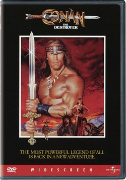 Conan the Destroyer [DVD]
