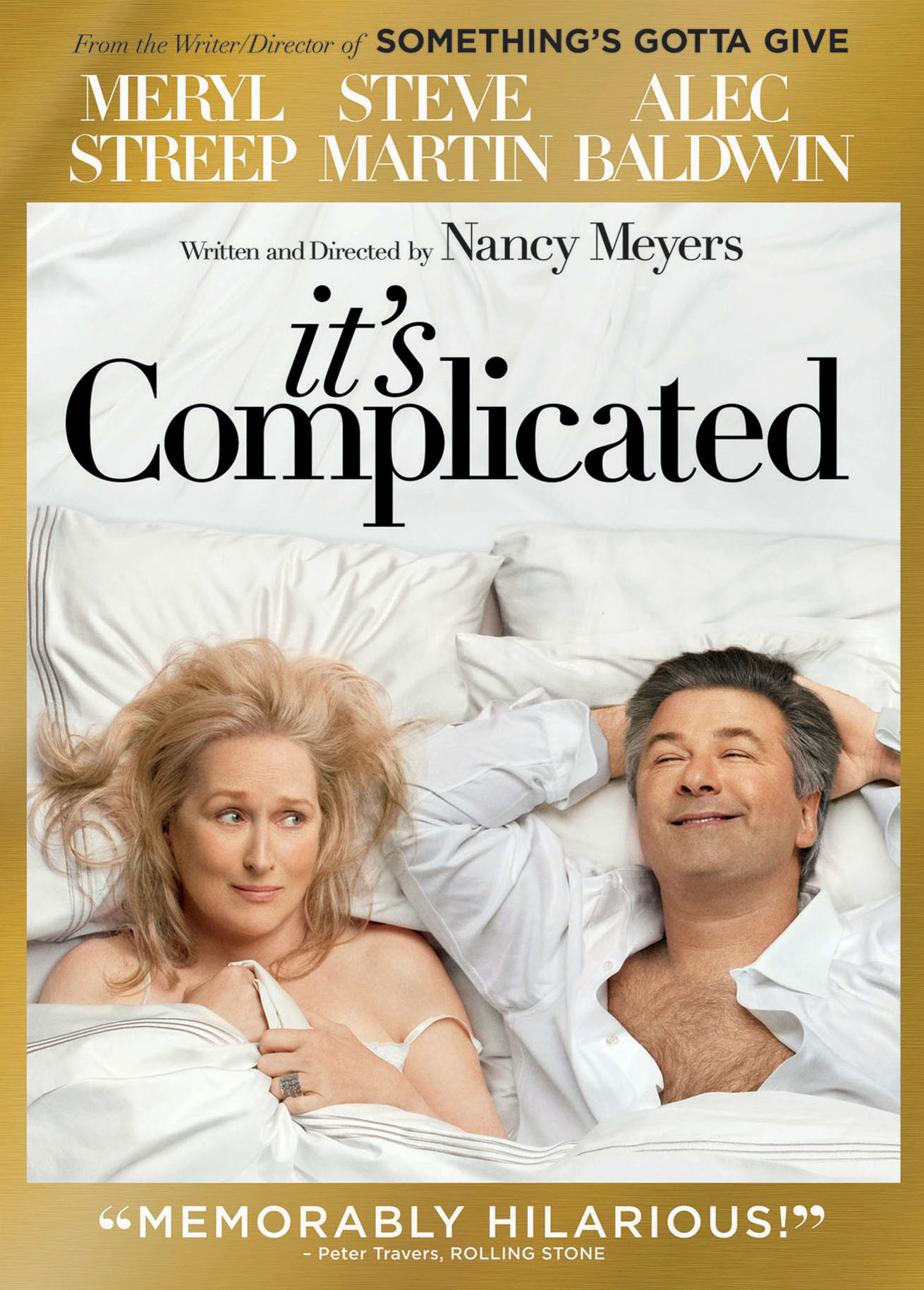 It's Complicated [DVD]