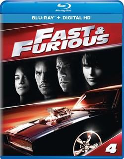 Fast & Furious [Blu-ray]