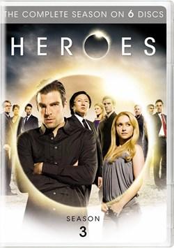 Heroes: Season 3 [DVD]