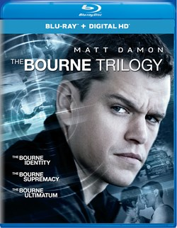 The Ultimate Bourne Collection [Blu-ray]