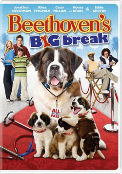 Beethoven's Big Break [DVD]