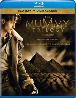 The Mummy/The Mummy Returns/The Mummy: Tomb of the Dragon Emperor [Blu-ray]