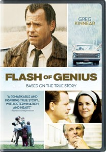 Flash of Genius [DVD]