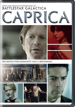 Caprica: The Complete Series [DVD]