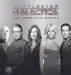 Battlestar Galactica: The Complete Series [DVD]